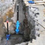 podłączenie wody do budynku gdańsk